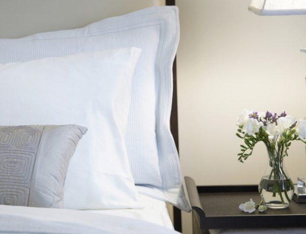 how to stock your guest bedroom
