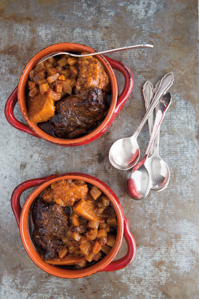 Looking for the Ultimate Pesach Cholent? We don't have barley. We don't have beans. But we still have Shabbos comfort. By Naomi Nachman