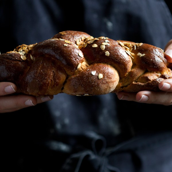 Really, Really Good Whole Wheat Challah Ah, that time of year is here again. Shlissel Challah. I always marvel at how enthusiastic we get when baking the first dough after Pesach. You'd think we would want to stay away from a measuring cup until July, but no. Here we are, filled with joy, pulling out or mixers, donning aprons and sprinkling our counters with flour.