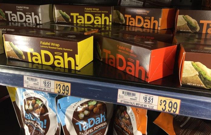 Kosher Falafel at your local supermarket.
