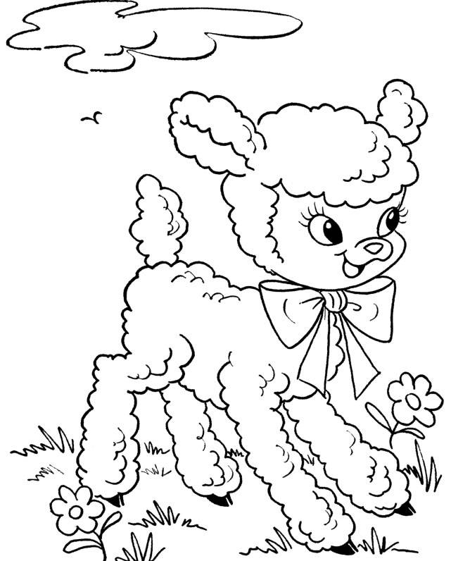 Free Printable Easter Coloring Pages | #easter #freebies ... | free printable religious coloring pages for easter