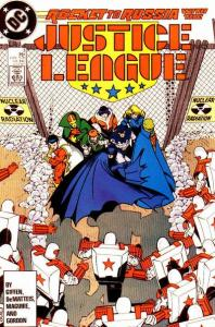 Justice League Vol 3 - Issue #4