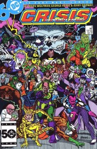 Crisis on Infinite Earths - Issue #9