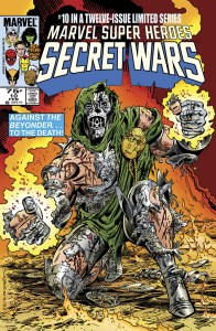 Secret Wars (the original series) #10