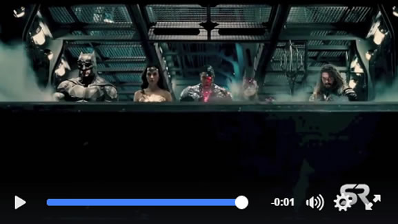 Justice League mashup teaser trailer from Screen Rant