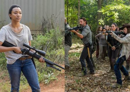 "The Walking Dead - episodes 14 ""The Other Side"" & 15 ""Something They Need"" - Our Reviews"