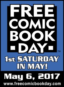 Free Comic Book Day - May 6, 2017