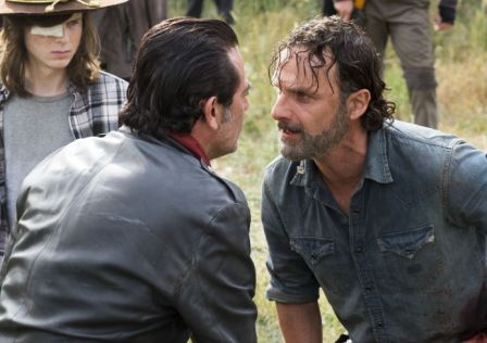 "The Walking Dead: S716 Season Finale ""The First Day of the Rest of Your Life"""