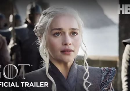 Game of Thrones Season 7 Official Trailer