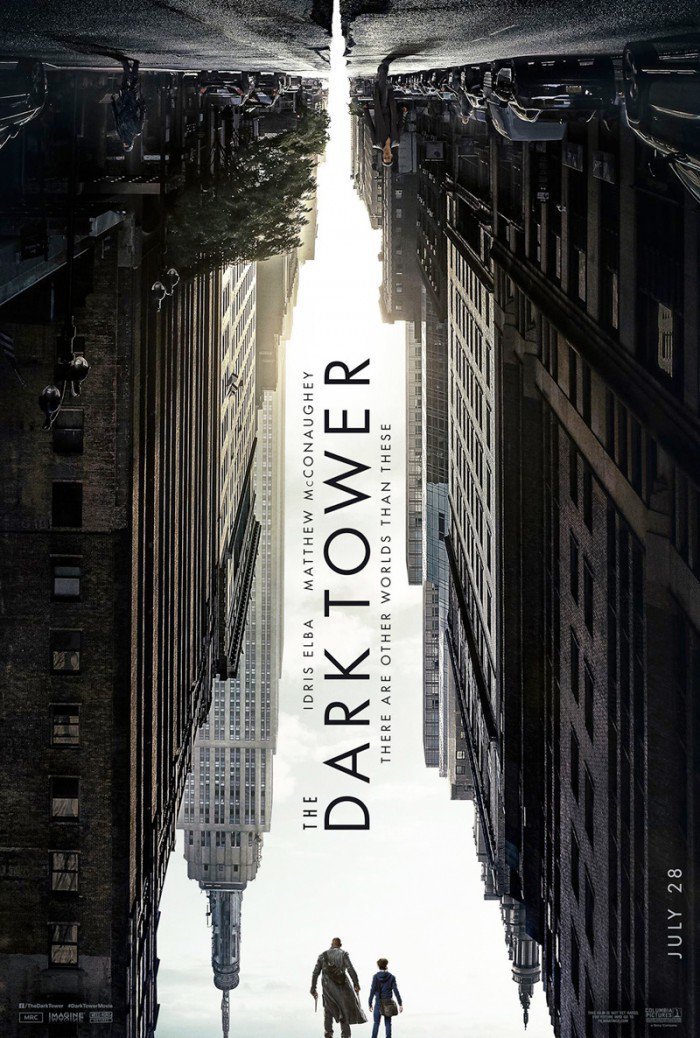 The Dark Tower trailer - first poster
