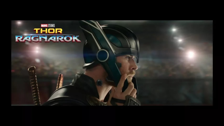 Thor: Ragnarok The Revengers Trailer