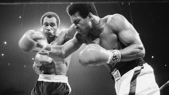 The 1970's heavyweight division produced a group of combatants the likes of which may never be repeated: Ali, Frazier, Foreman, Norton and Holmes. Norton was the one who famously broke Ali's jaw in '73, but narrowly lost on points in both subsequent rematches.  Awarded the WBC Title in '77 after Spinks declined to fight, Norton lost the title to Larry Holmes in a split decision by one point in one of the greatest heavyweight fights of all time.