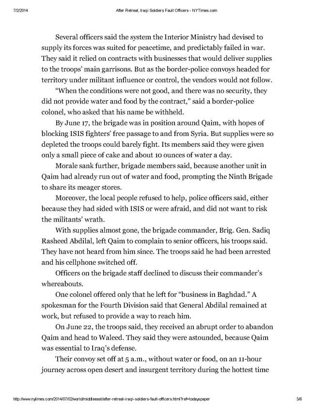 After Retreat, Iraqi Soldiers Fault Officers - NYTimes_Page_3
