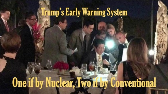 Trump early warning 2