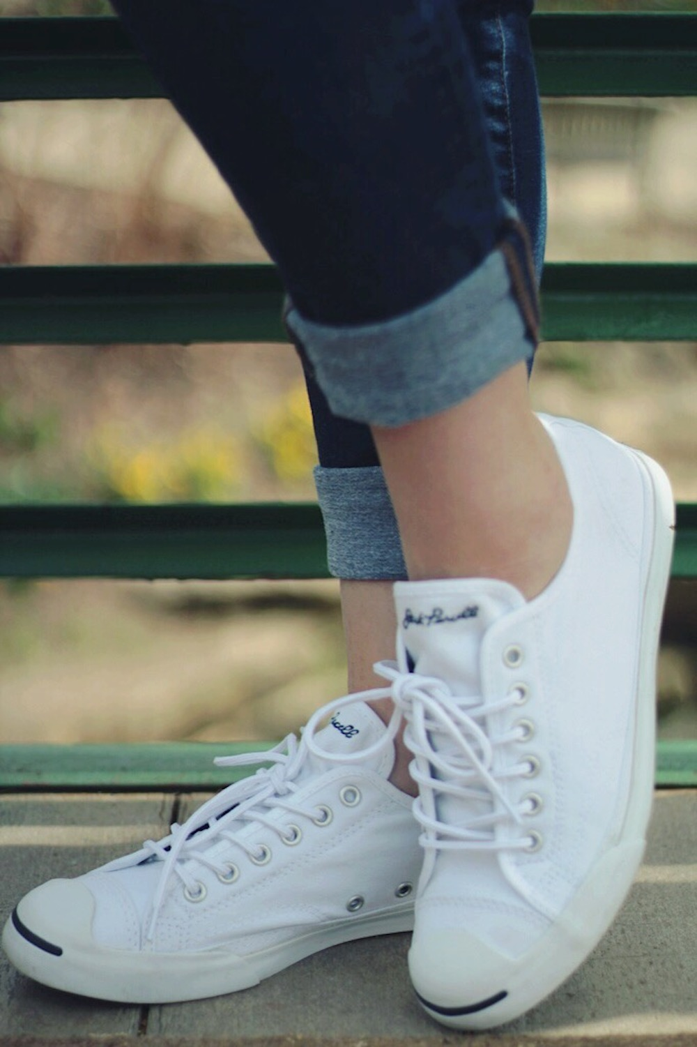 jack purcell shoes fashion blogger
