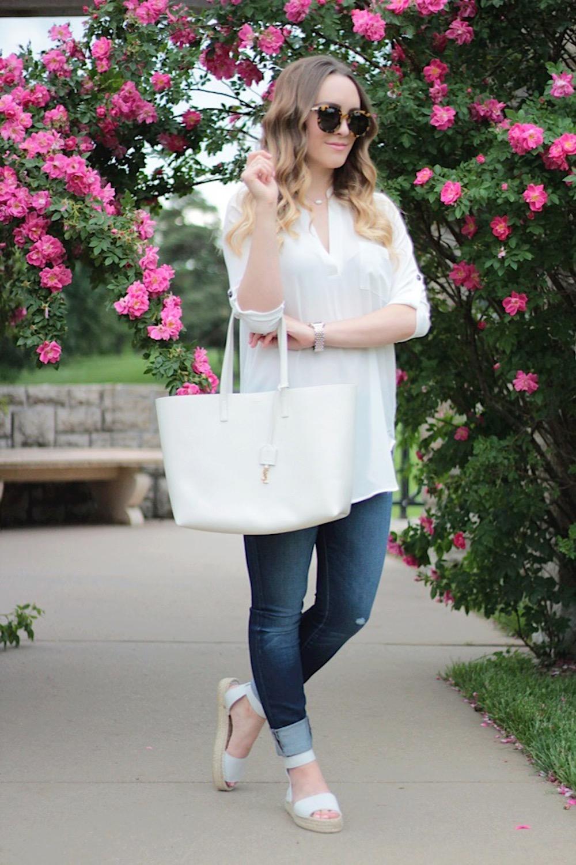 white lush tunic rachel puccetti