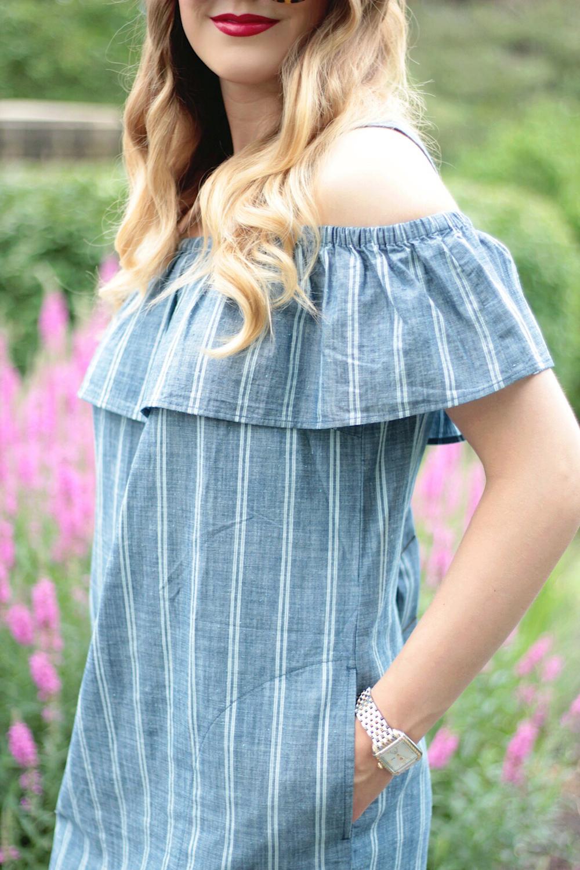 jcrew dress fashion blogger