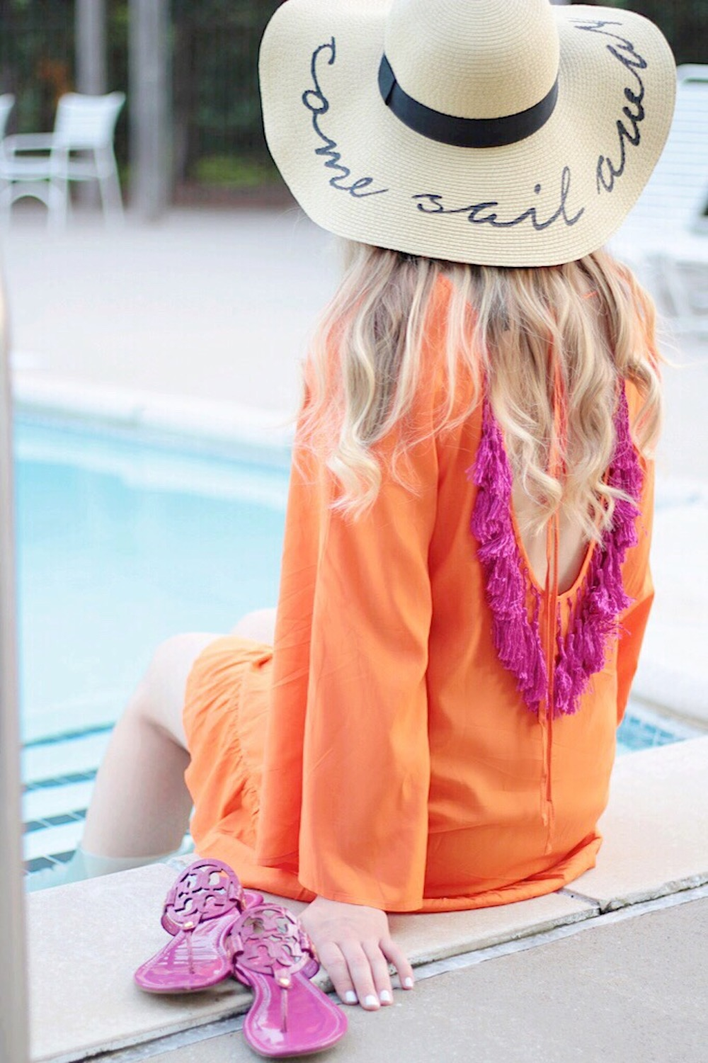 summer style swimsuit coverup