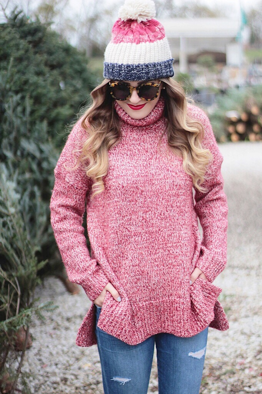 cozy holiday style rachel puccetti between two coasts