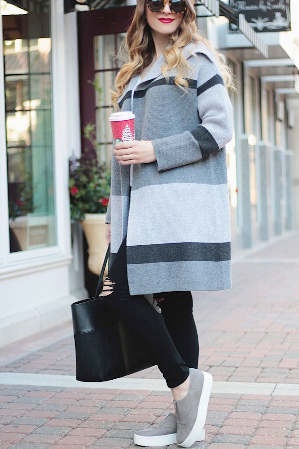 holiday style fashion blogger rachel puccetti between two coasts
