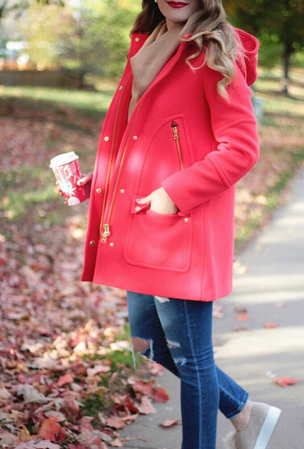 jcrew chateau parka fashion blogger rachel puccetti