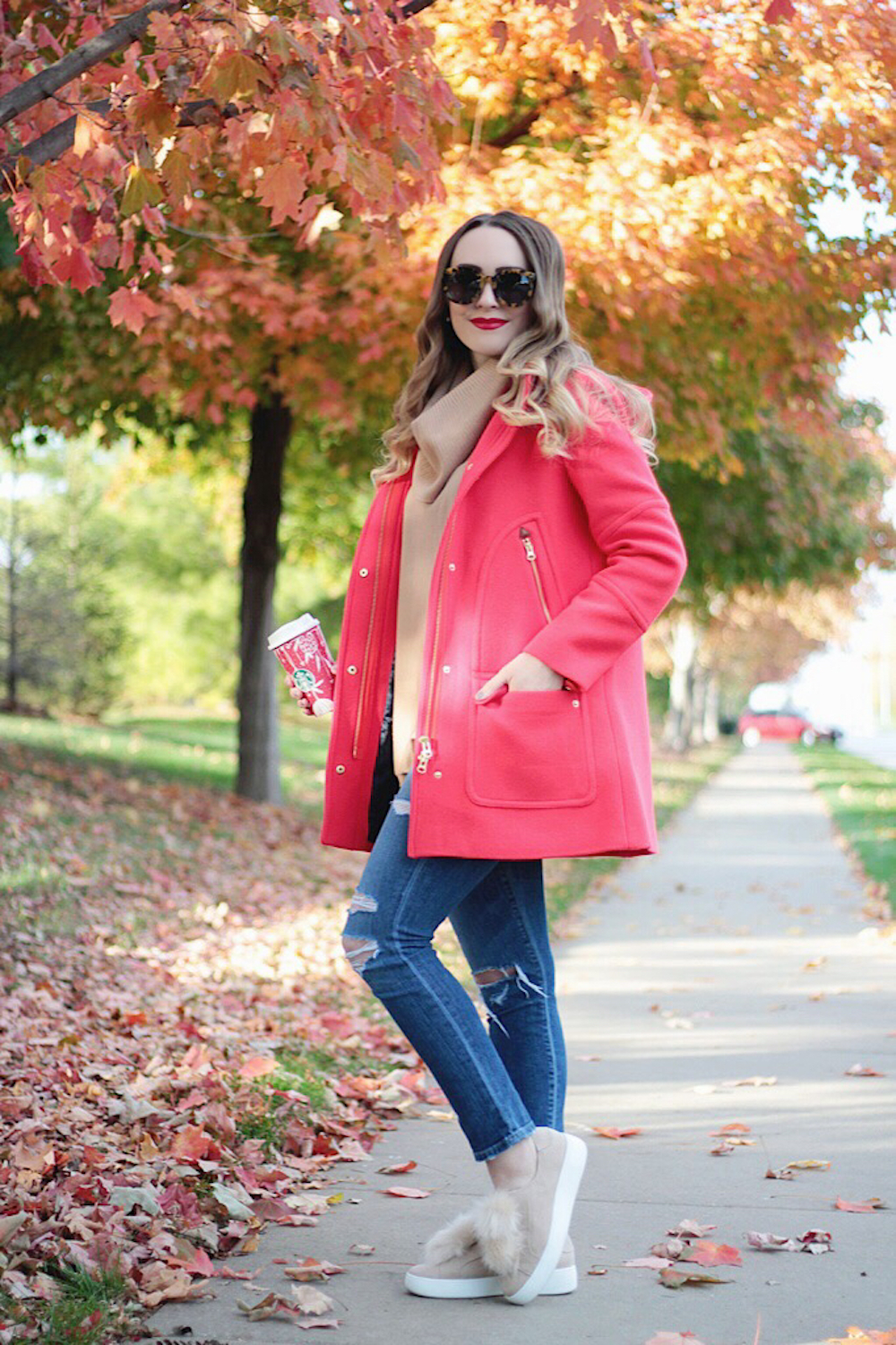 jcrew coat fall style rachel puccetti