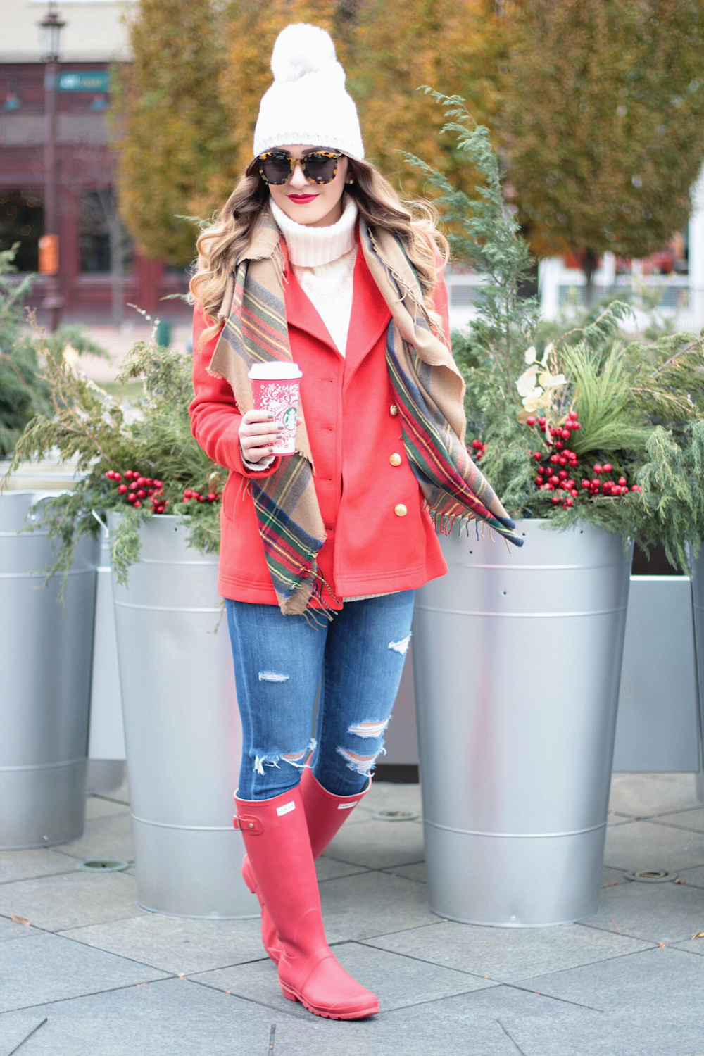 festive holiday style rachel puccetti between two coasts