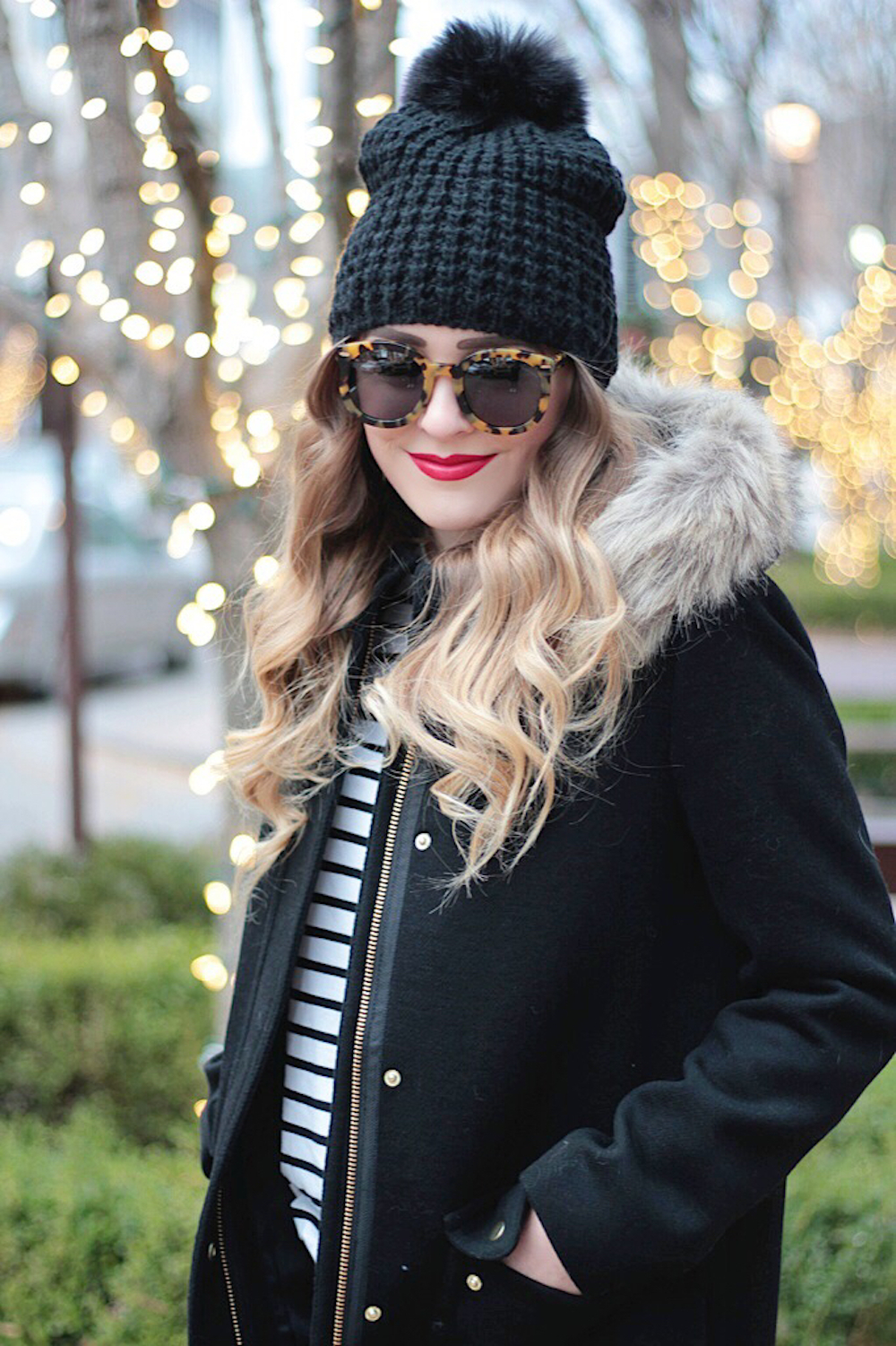 holiday look rachel puccetti between two coasts