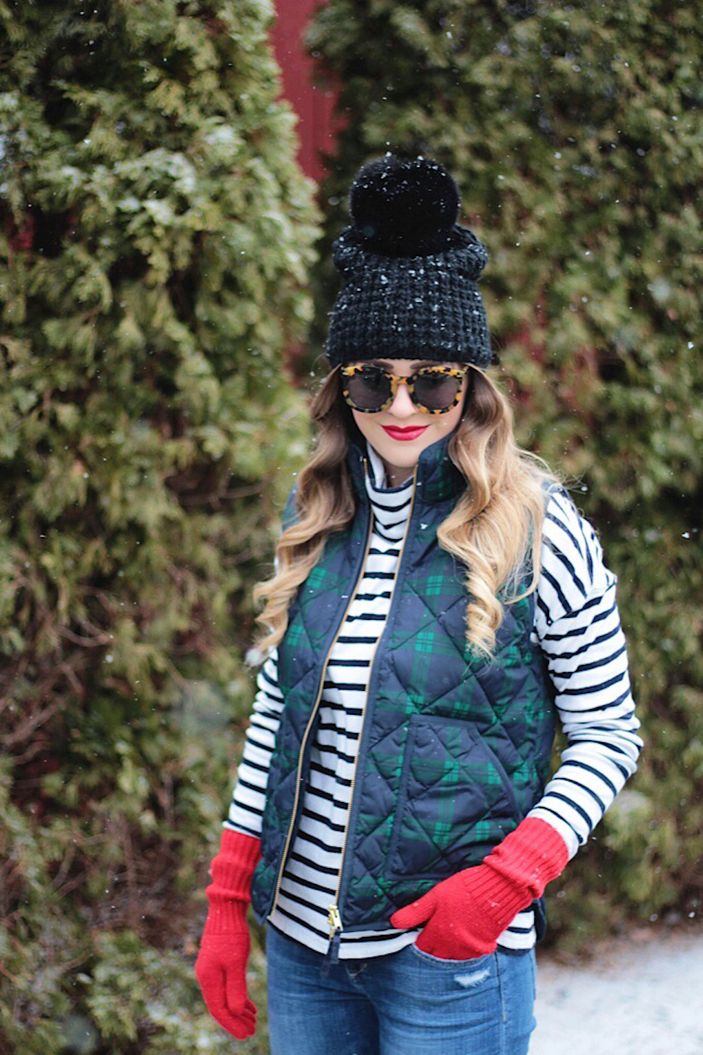 crew holiday style rachel puccetti between two coasts