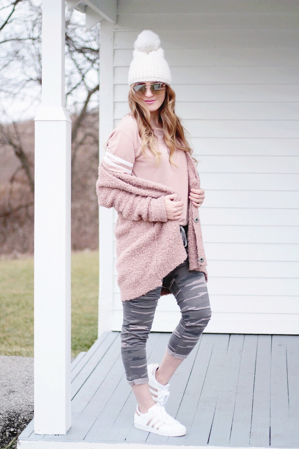 comfy casual style joggers rachel puccetti between two coasts