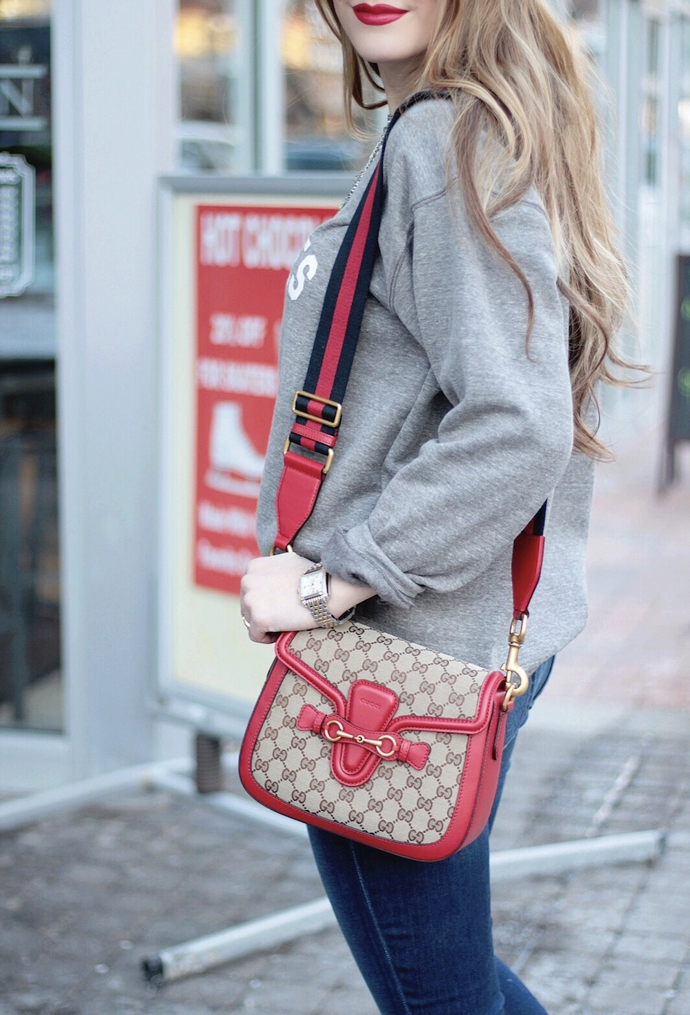 gucci lady web bag rachel puccetti between two coasts