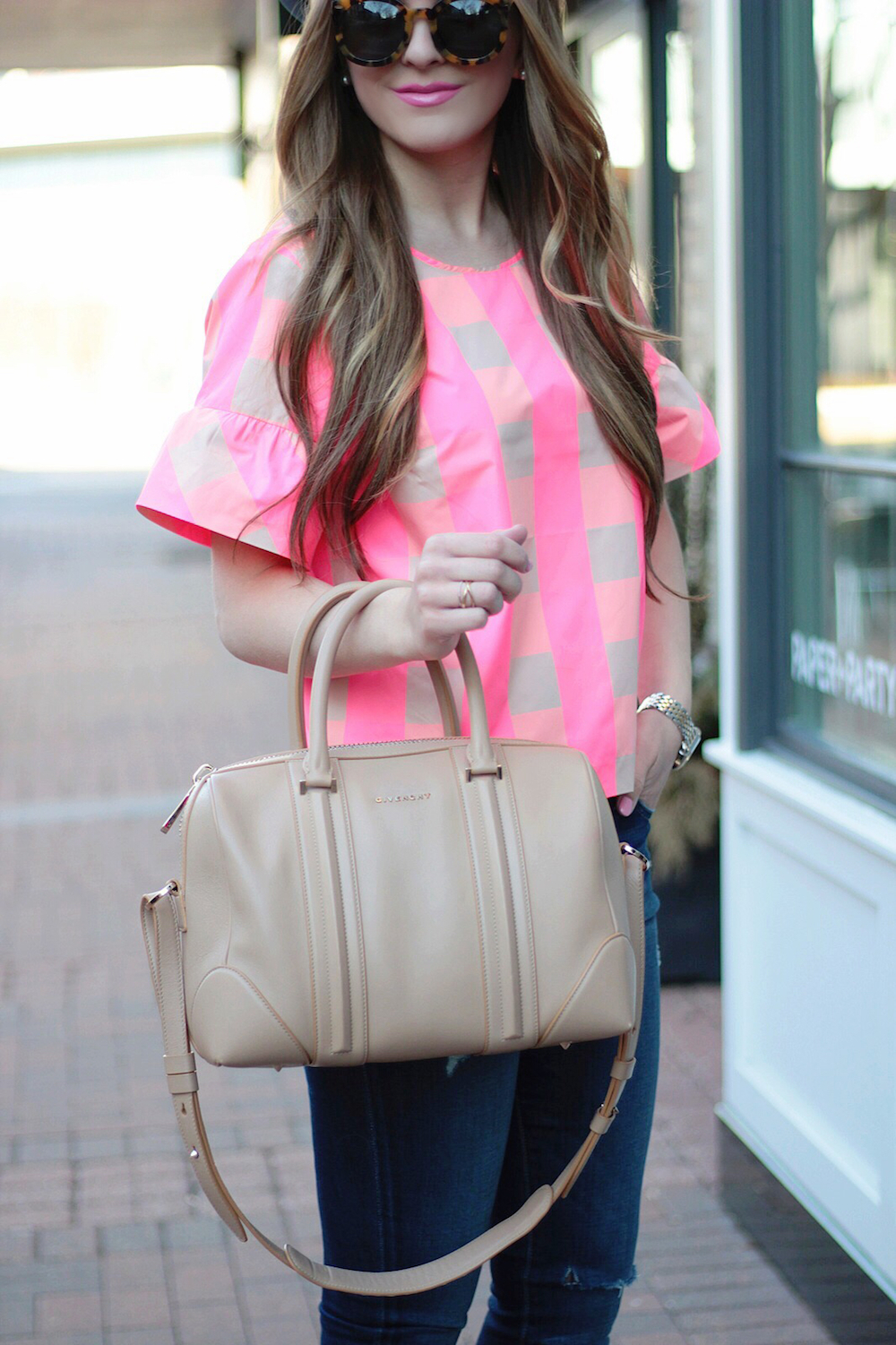 valentines day look fashion blogger rachel puccetti between two coasts