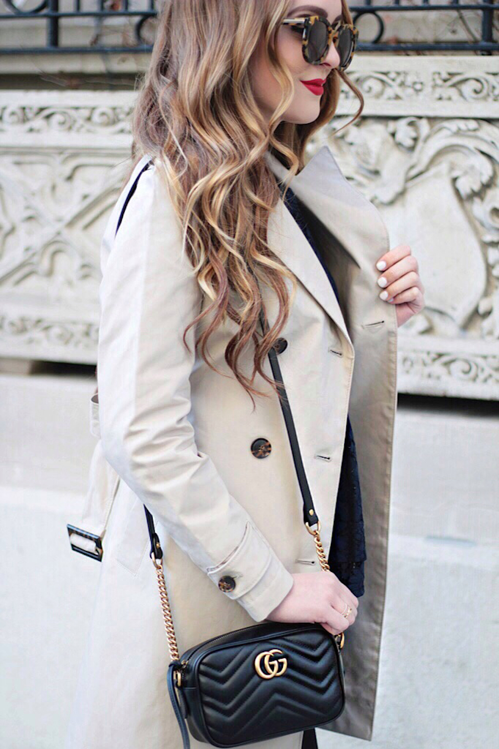 classic trench coat style rachel puccetti between two coasts