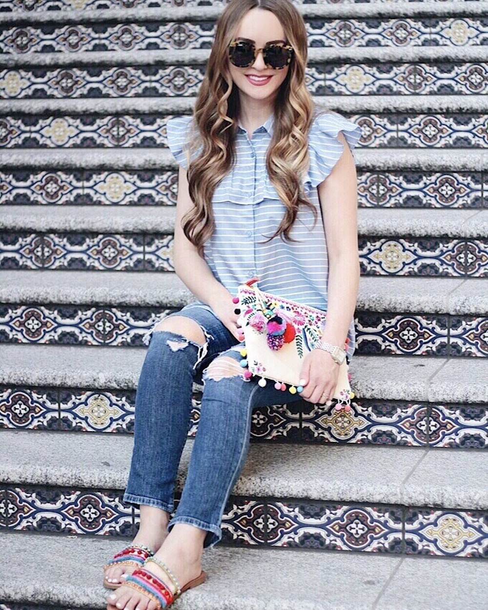 favorite sunnies fashion blogger rachel puccetti between two coasts