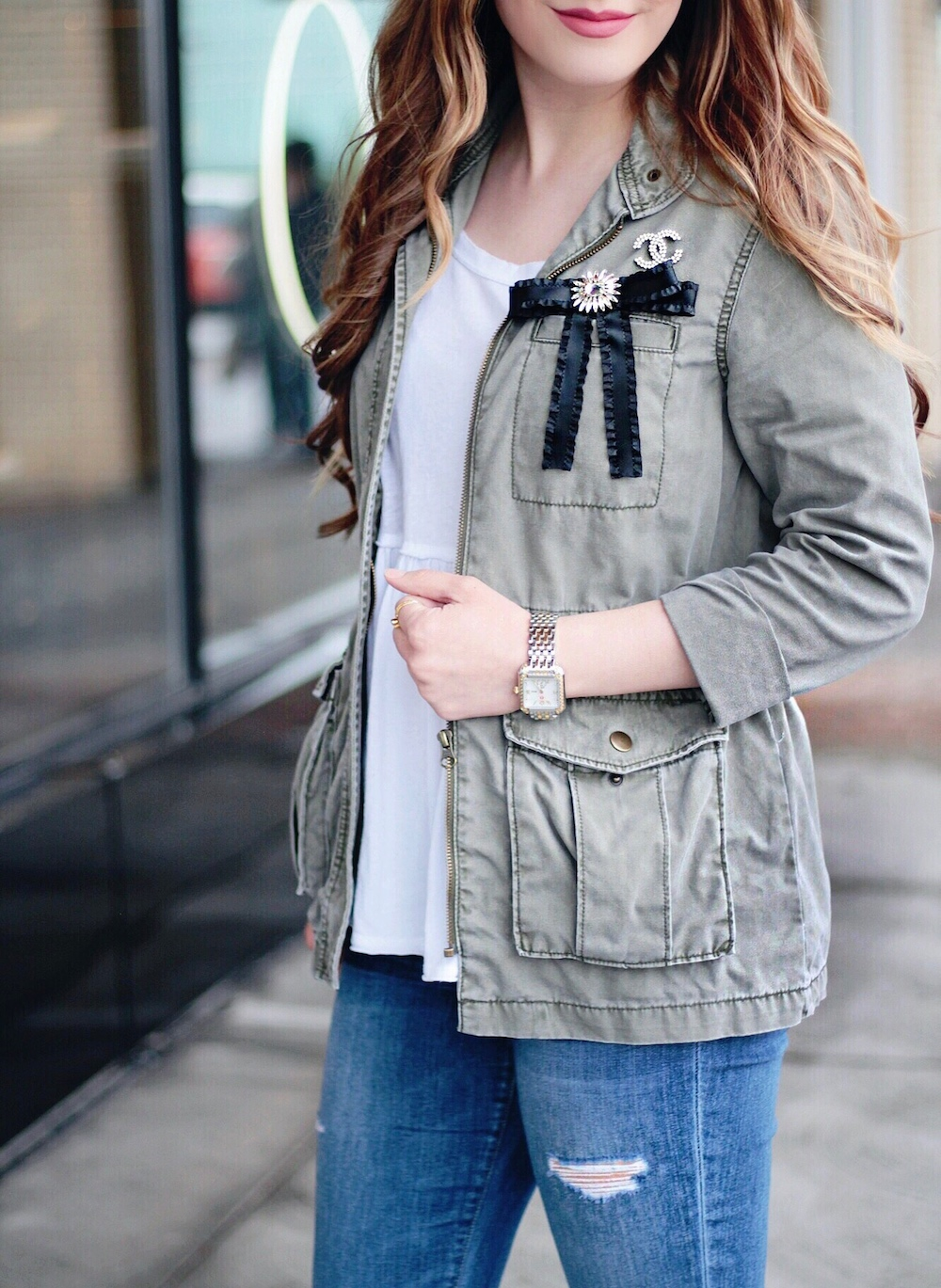 how to dress up your favorite jacket rachel puccetti between two coasts