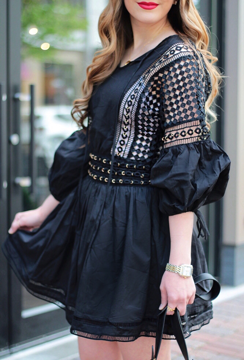 lbd style blogger rachel puccetti between two coasts