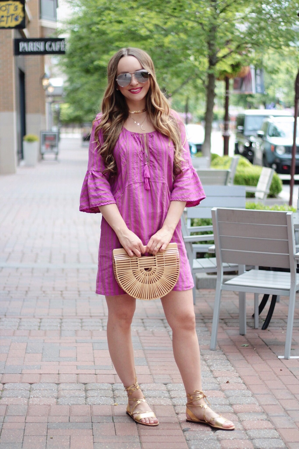 easy summertime dress rachel puccetti between two coasts
