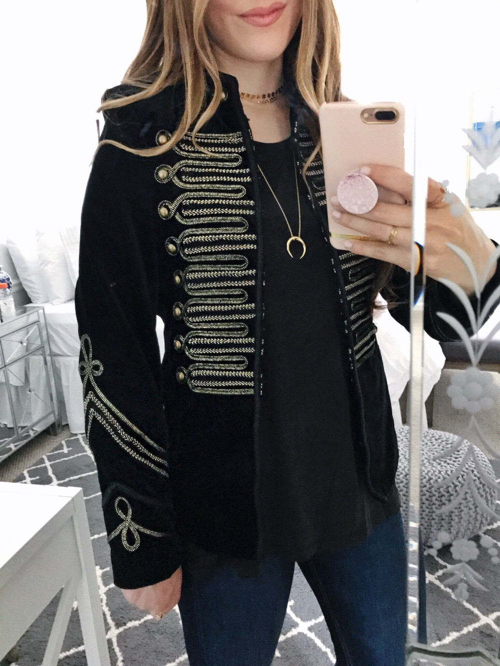 nordstrom anniversary sale blanknyc jacket rachel puccetti