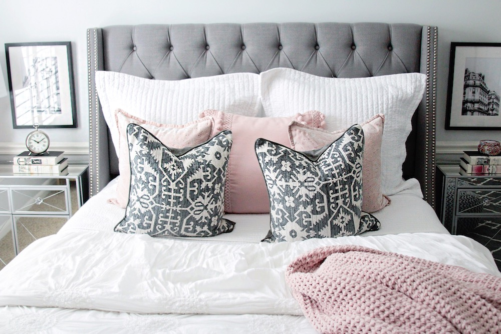 headboard room inspiration rachel puccetti