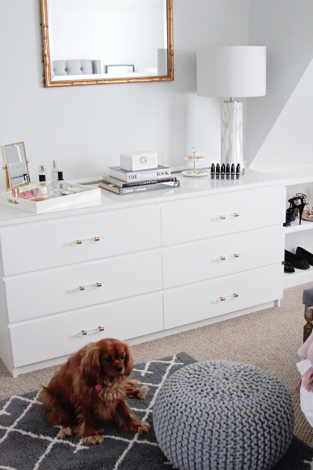 ikea malm dresser hack rachel puccetti between two coasts
