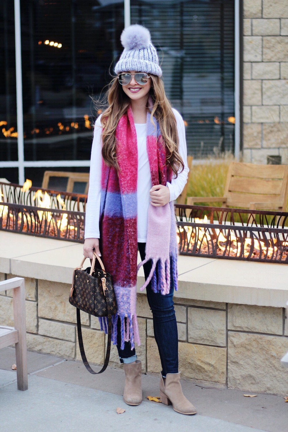 cozy winter outfit rachel puccetti between two coasts