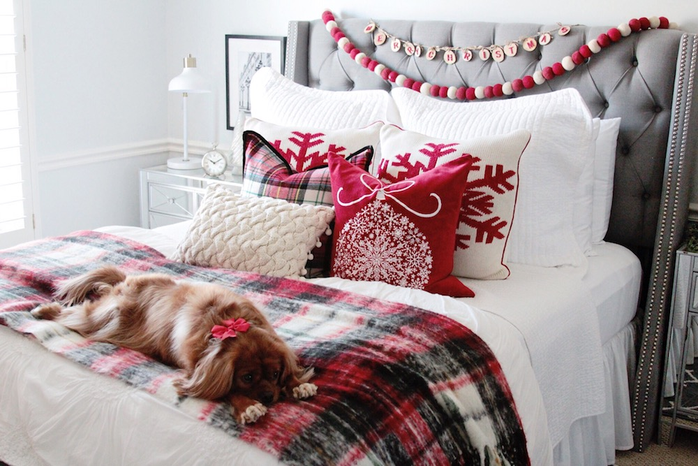 christmas bedding inspiration rachel puccetti between two coasts