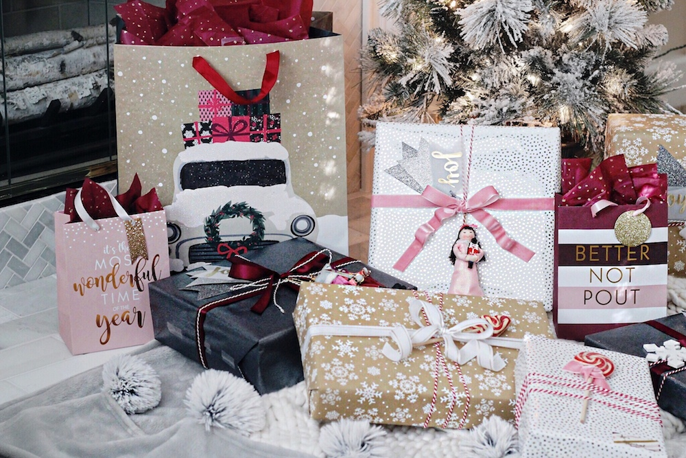 nutcracker gift wrapping theme rachel puccetti