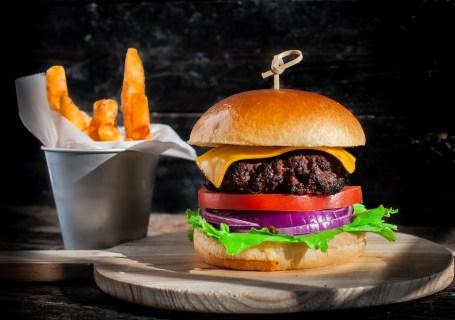 Paleo Toluca Burger