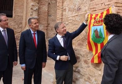 El delegat del Govern a la Comunitat inaugura les obres de recuperació del Palau Castell de Betxí