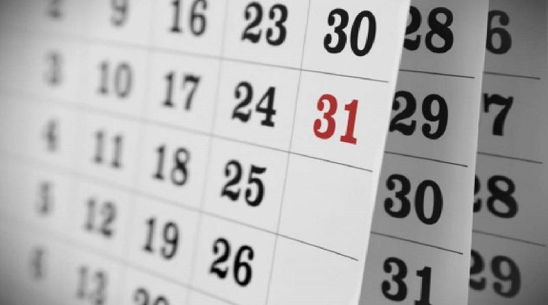 Calendari laboral i de farmàcies de guàrdia 2018