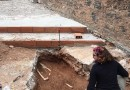 Ixen a la llum les restes de l'antiga església del segle XIV-XV
