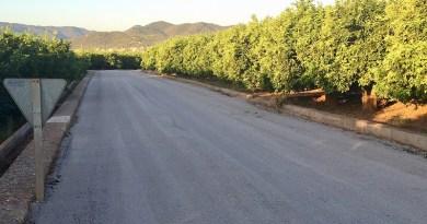 L'Ajuntament culmina l'asfaltat del camí Molillop