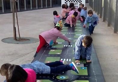 """Betxí completa el projecte """"Patis vius"""" en l'Escola Infantil"""