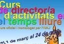 Curs de director/a d'activitats en el temps lliure